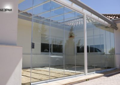 Acristalia и сдвижная крыша